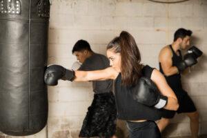 Школа бокса в Киеве