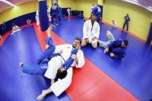 Школа дзюдо в Киеве