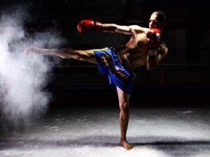 Школа кикбоксинга в Киеве