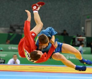 Школа спортивного самбо в Киеве
