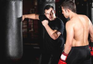 Индивидуальные тренировки по кикбоксингу в Киеве