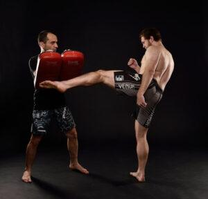 Индивидуальные занятия тайским боксом в Киеве