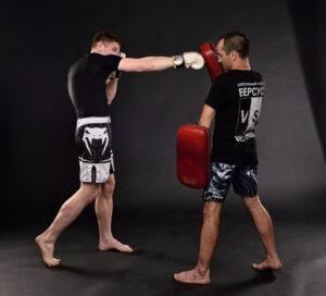 Персональные тренировки по муай-тай в Броварах