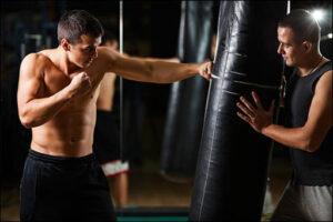 Персональные занятия кикбоксингом в Броварах