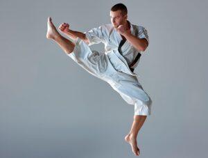 Тренировки по каратэ в Киеве