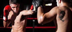 Персональные занятия боксом с тренером