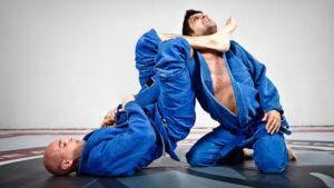 Персональные занятия дзюдо в Киеве