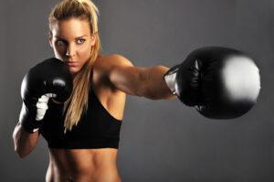 Женская школа бокса в Киеве